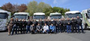 Equipes entreprise LEBEDA Transport Logistique